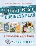 Right Brain Business Plan A Creative Visual Map for Success