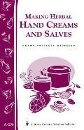 Making Herbal Hand Creams & Salves