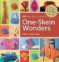 One Skein Wonders 101 Yarn Shop Favorites