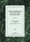 The Complete Harley 2253 Manuscript, Volume 3