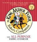 King Arthur Flour Bakers Companion The All Purpose Baking Cookbook