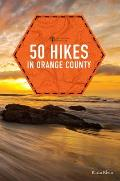 50 Hikes in Orange County