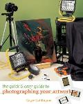 Quick & Easy Guide to Photographing Your Artwork