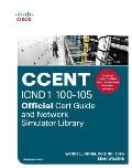 CCENT ICND1 100 105 Official Cert Guide & Network Simulator Library