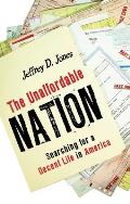 Unaffordable Nation Searching for a Decent Life in America