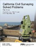 California Civil Surveying Solved Problems