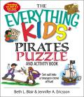 Everything Kids Pirates Puzzle & Activity Book Set Sail Into a Treasure Trove of Fun
