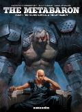 The Metabaron, Book 1: The Techno-Admiral & the Anti-Baron: Oversized Deluxe