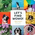 Let's Find Momo!: A Hide and Seek Board Book