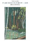 Muir Woods and Mt. Tam Note Card Box