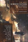 Best Science Fiction & Fantasy of the Year Volume Seven