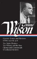 Literary Essays & Reviews of the 1930s & 40s