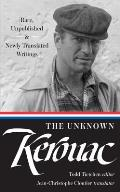 Unknown Kerouac Rare Unpublished & Newly Translated Writings