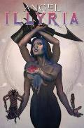 Angel Illyria Haunted Gn