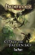 Pathfinder Tales City of the Fallen Sky