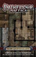 Pathfinder Map Pack: Slum Quarter Alleys