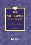 The Arbitrator's Handbook: Revised