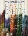 Hand Dyeing Yarn & Fleece