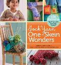 Sock Yarn One Skein Wonders 101 Patterns That Go Way Beyond Socks