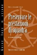 Maintaining Team Performance (Italian)