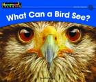 What Can a Bird See? Leveled Text