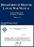 Department of Defense Law of War Manual
