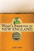 What's Brewing in New England: A Guide to Brewpubs and Craft Breweries