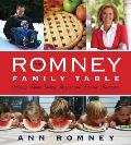 Romney Family Table Sharing Home Cooked Recipes & Favorite Traditions