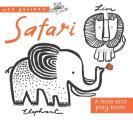 Safari A Slide & Play book