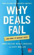 Why Deals Fail & How to Rescue Them M&A Lessons for Business Success