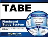 Tabe Flashcard Study System: Tabe Exam Practice Questions & Review for the Test of Adult Basic Education