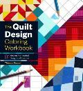 Quilt Design Coloring Workbook 91 Modern ArtInspired Designs & Exercises
