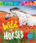 Wild for Horses Posters & Collectible Cards Featuring 50 Amazing Horses With Posters