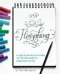 Fearless Flourishing A Step by Step Workbook for Embellishing Your Hand Lettering with Swirls Swoops Swashes & More