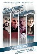 Star Trek The Next Generation Doctor Who Assimilation 2 Volume 2