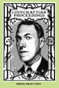 Lovecraftian Proceedings No. 2