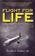 Flight for Life An American Companys Dramatic Rescue of Nigerian Burn Victims