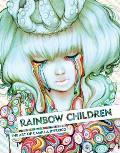 Rainbow Children The Art of Camilla DErrico