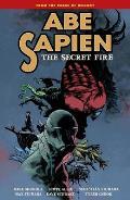 Abe Sapien Volume 07 The Secret Fire