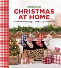 Country Living Christmas at Home Holiday Decorating Crafts Recipes