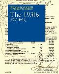 Defining Documents in American History: The 1930s (1930-1939): Print Purchase Includes Free Online Access