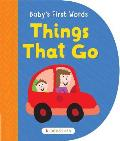 Baby's First Words: Things That Go