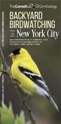 Backyard Birdwatching in New York City: An Introduction to Birding and Common Backyard Birds of the New York Metro Area