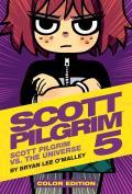 Scott Pilgrim Color Volume 05 Scott Pilgrim vs the Universe