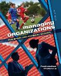 Managing Organizations For Sport & Physical Activity A Systems Perspective