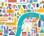 London Colouring Book: Mini Edition