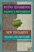 NVI NIV Spanish English New Testament with Psalms & Proverbs