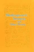 Shakespeares Sonnets & Other Poems