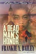 A Dead Man's Honor (Lizzie Stuart Mysteries #2)
