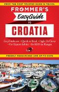 Frommers EasyGuide to Croatia